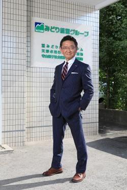 みどり経営グループ代表税理士_天野卓男